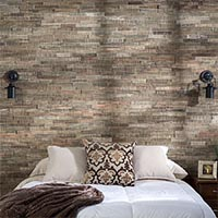 Wood Tile in Petrified Forest glam