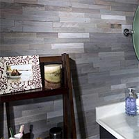 Wood Tile in Weathered Barn glam 2