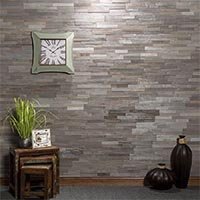 Wood Tile in Weathered Barn glam