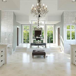 Structural Concrete White Glam 2